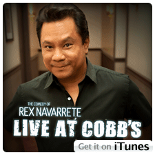 Rex Navarrete - Live at Cobb's