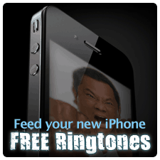 Free iPhone Ringtones